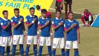 Timor Leste vs Malaysia: 2018 FIFA WC Russia & AFC Asian Cup UAE 2019 (Qly RD 2)