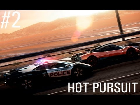 Need For Speed: Hot Pursuit!  - Дуэль.