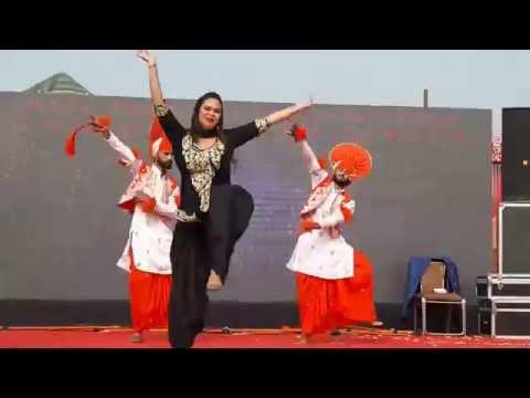 Phulkari | Kaur B | Punjabi Dancer 2016