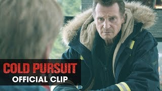 "Cold Pursuit (2019 Movie) Official Clip ""Things We Do"" – Liam Neeson, Laura Dern, Emmy Rossum"