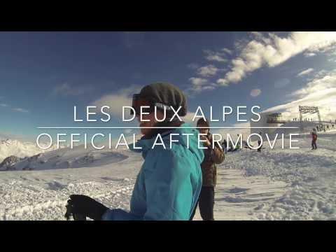 Les Deux Alpes Wintersport 2014 (HD)