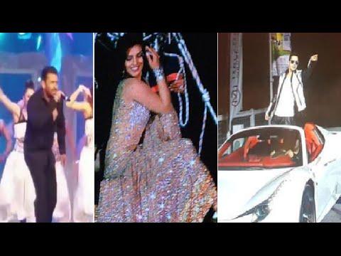 Salman Khan, Priyanka Chopra & Varun Dhawan Performance At AIBA 2015