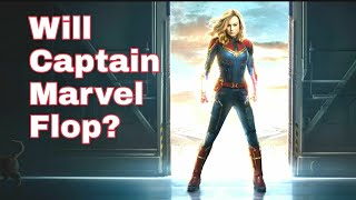 Will Captain Marvel Be The MCU's First Flop?