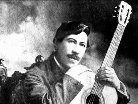 Madrigal gavota, por Agustín Pío Barrios