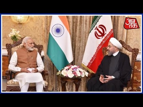 India, Iran Sign Chabahar Port Deal