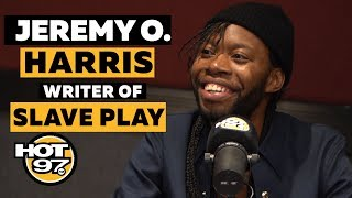 Jeremy O. Harris Shares The Journey Behind The Making Of 'Slave Play'