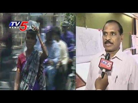 High Temperatures | Meteorological Officer Raja Rao Interview | Hyderabad | TV5 News