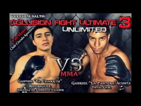 Collision Fight Ultimate 3: Unlimited en Salto, Uruguay