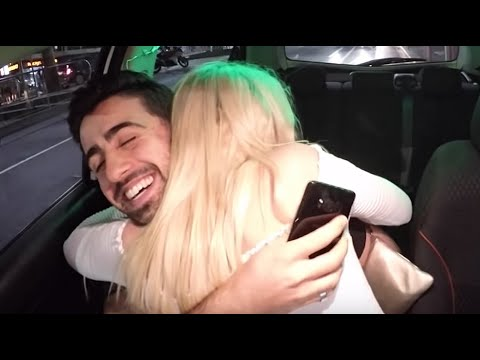 THANK-Q GIRL IS BACK! Funny Uber Rides