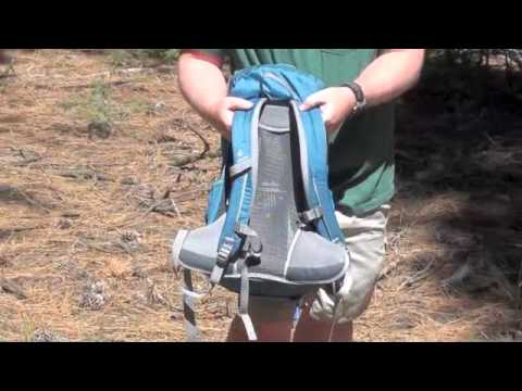 Video Review Deuter Ac Lite 22 Pack Youtube