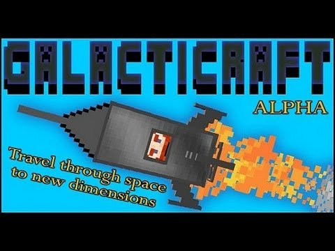 How to install Galactic Craft mod 1.5.1