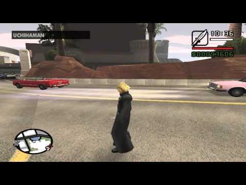 Gta San Andreas Correr por las paredes 2012 (propio)