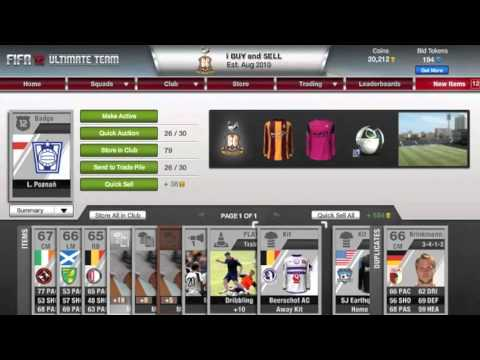 Fifa Ultimate Team - Generating Profit - Episode 7 - Silver Pack Opening