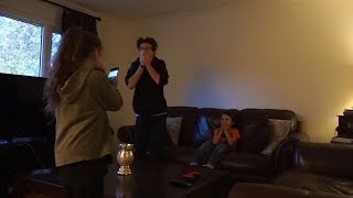 Invisible Prank Challenge GONE WRONG! (Disappearing Kid Prank)