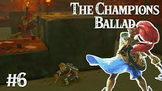 ONE STEALTHY BOI: Zelda BotW The Champions Ballad #6