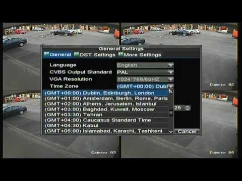 Hikvision Matador Professional H.264 4CIF 12FPS CCTV DVR - 1 of 2