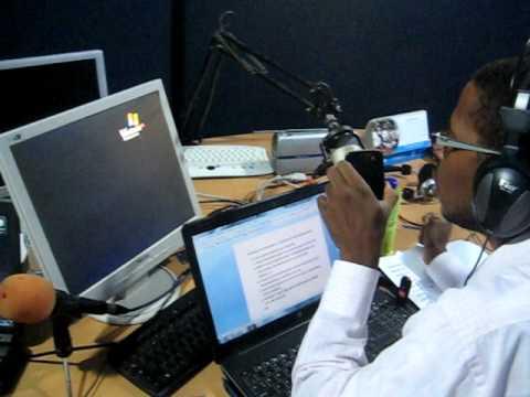 radio despertar(angola) entrevista por telefone o nga