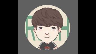 ahq Rush live :)) Korea Ser Rank !!#???? #ROV #AOV