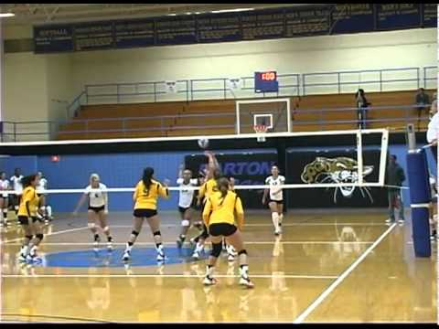 Barton Volleyball vs Garden City Community College