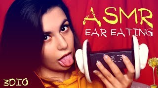 АСМР Ликинг 👅АСМР Кушаю ушки👅ASMR Ear Licking👅 ASMR EAR EATING 👅 3Дио 👅 3Dio