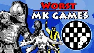 Mortal Kombat Gameboy Ports - Pikasprey