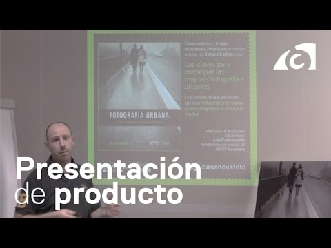 Presentación Fotografía Urbana de Jesús León