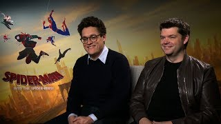 Spider-Man: Into the Spider-Verse interview - hmv.com talks to Phil Lord & Chris Miller