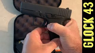 Glock 43 unboxing | Glock Perfection