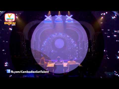 Cambodia's Got Talent : FINAL - Sor Sophal