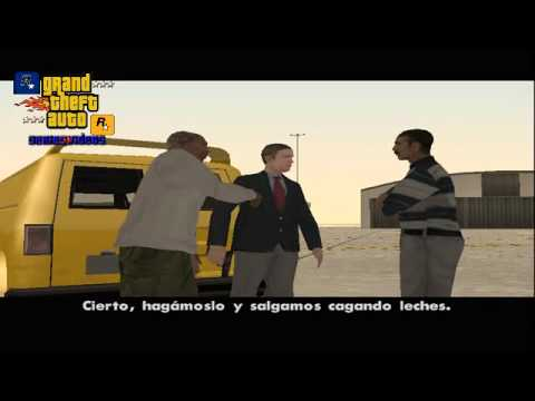 GTA San Andreas Mision #48 Mike Toreno (HD)