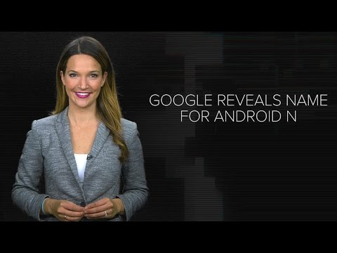 Nougat is the latest flavor of Android (CNET News)