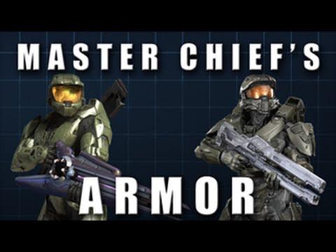 Master Chief's Armor