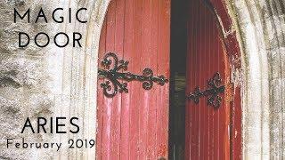 ARIES: Magic Door   February 2019