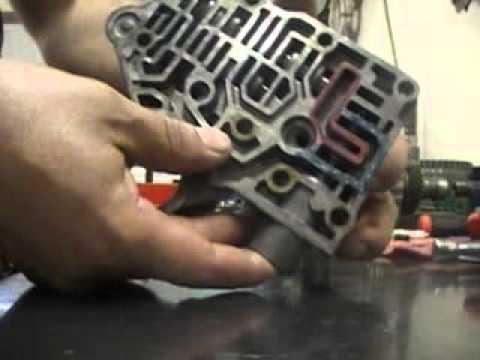 Honda Transmission Repair 1