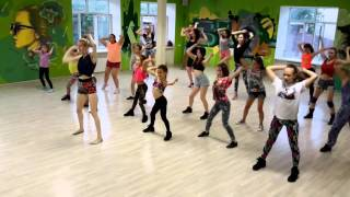 Waacking Choreography by Luba Malahova