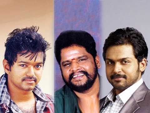 KS Ravikumar prefers Karthi over Vijay