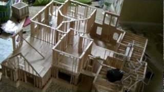 17 - Building Popsicle Stick House