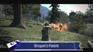 Dragon's Dogma - Hit Points