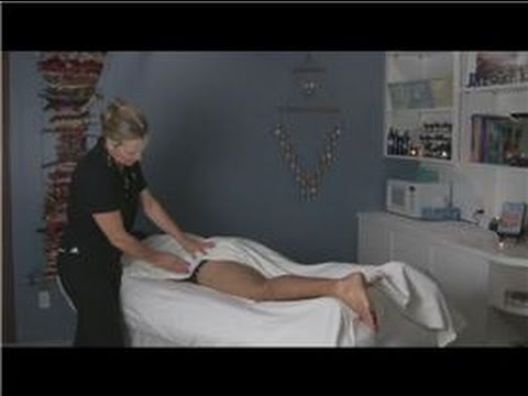 Deep Tissue Massage   How To Give A Deep Tissue Iliotibial Band Massage