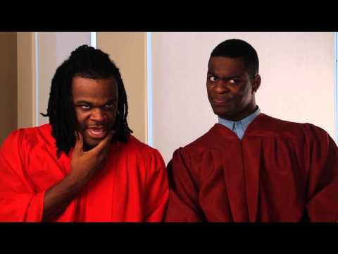 Church Folks - Emmanuel & Phillip Hudson video