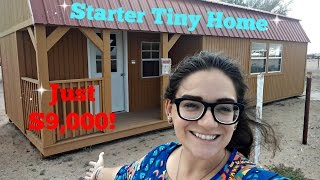 Potential Tiny Home : starter home : JUST $9k!!! (or finance, no credit check)