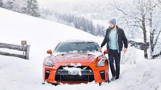 My Last Snowy Drive With The 2017 Nissan GTR