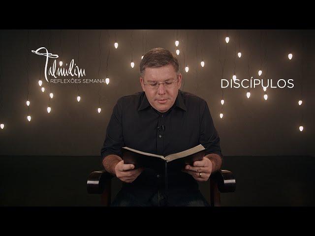 Ed René Kivitz - TALMIDIM 2014: #50 Discípulos