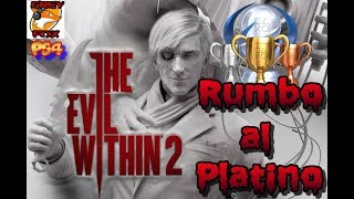 The Evil Within 2 / PS4 / Segunda Vuelta  Rumbo al Platino