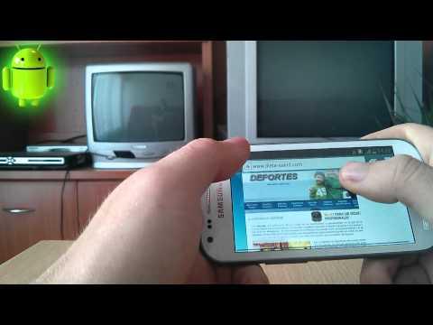 Samsung S Duos Analisis Español