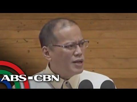 Aquino turns emotional in penultimate SONA