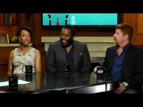 I'd Find an Island | The Walking Dead Cast | Larry King Now Ora TV