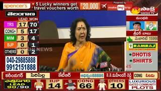 Githa Reddy Speaks to Media - After Loss Congress - #TelanganaElectionResults2018 - netivaarthalu.com