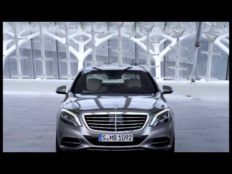 2014 Mercedes S-Class Design Inside and Out