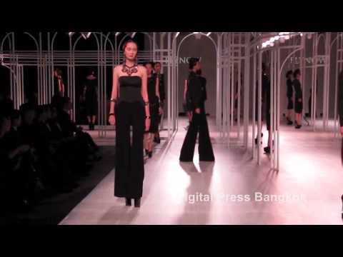 FLYNOW – Couture Fashion Week 2012 at Siam Paragon – HD